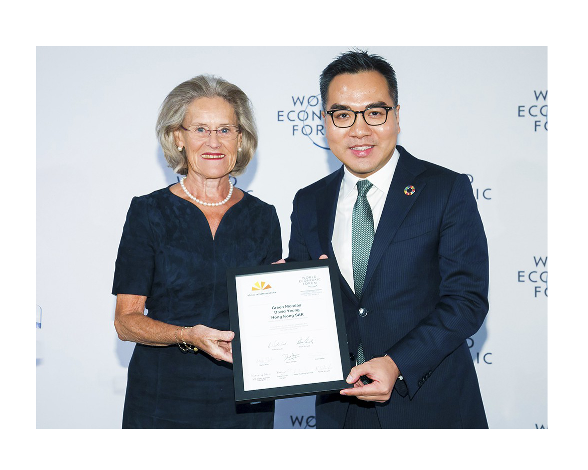 Green Monday Movement Goes Global: Major International Award & Sands China Partnership