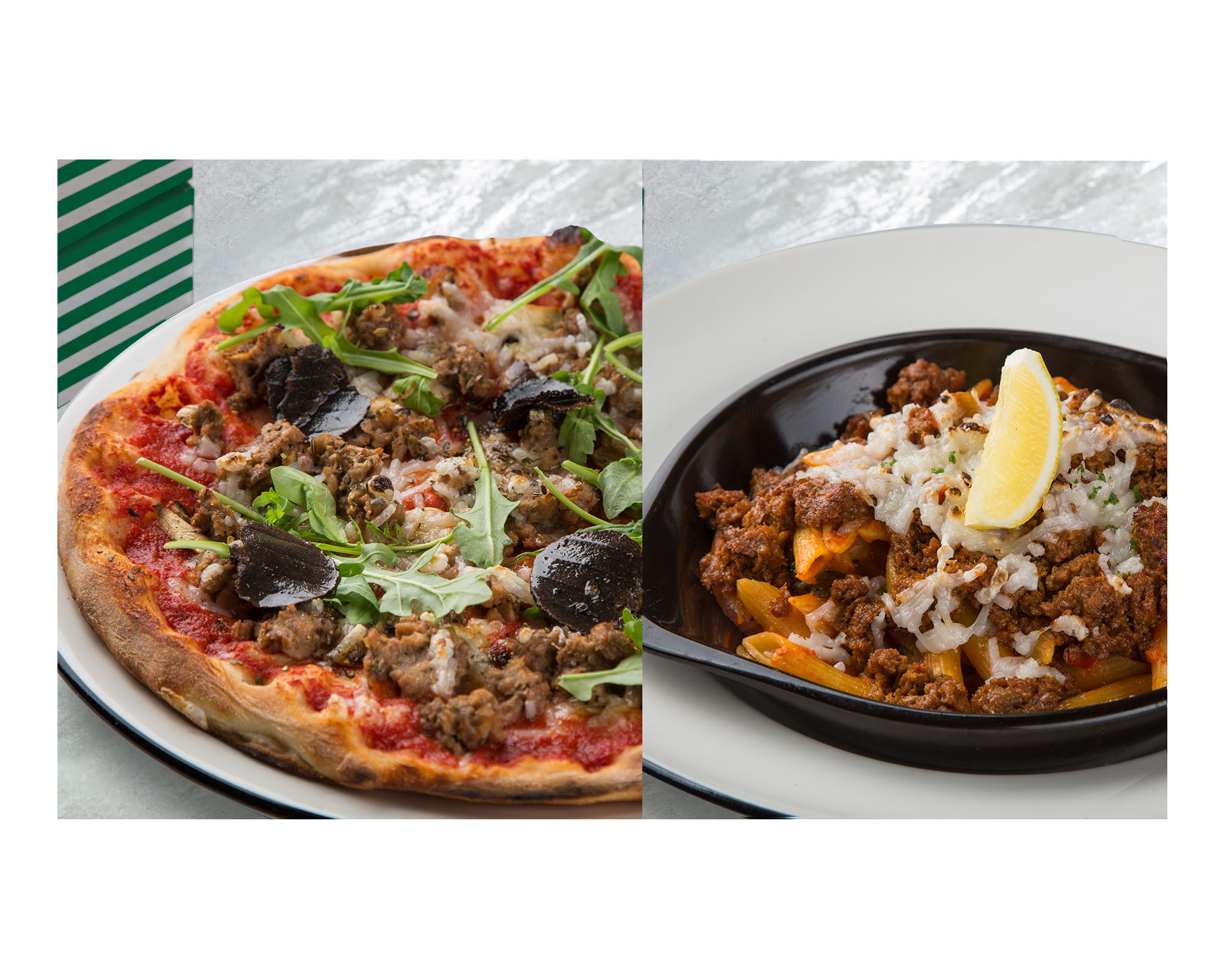 PizzaExpress now has pizzas and pastas made with plant-based meat – and they're available on Deliveroo