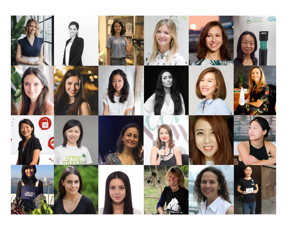 25 Green Queens Fighting For A Better Hong Kong & A Better World