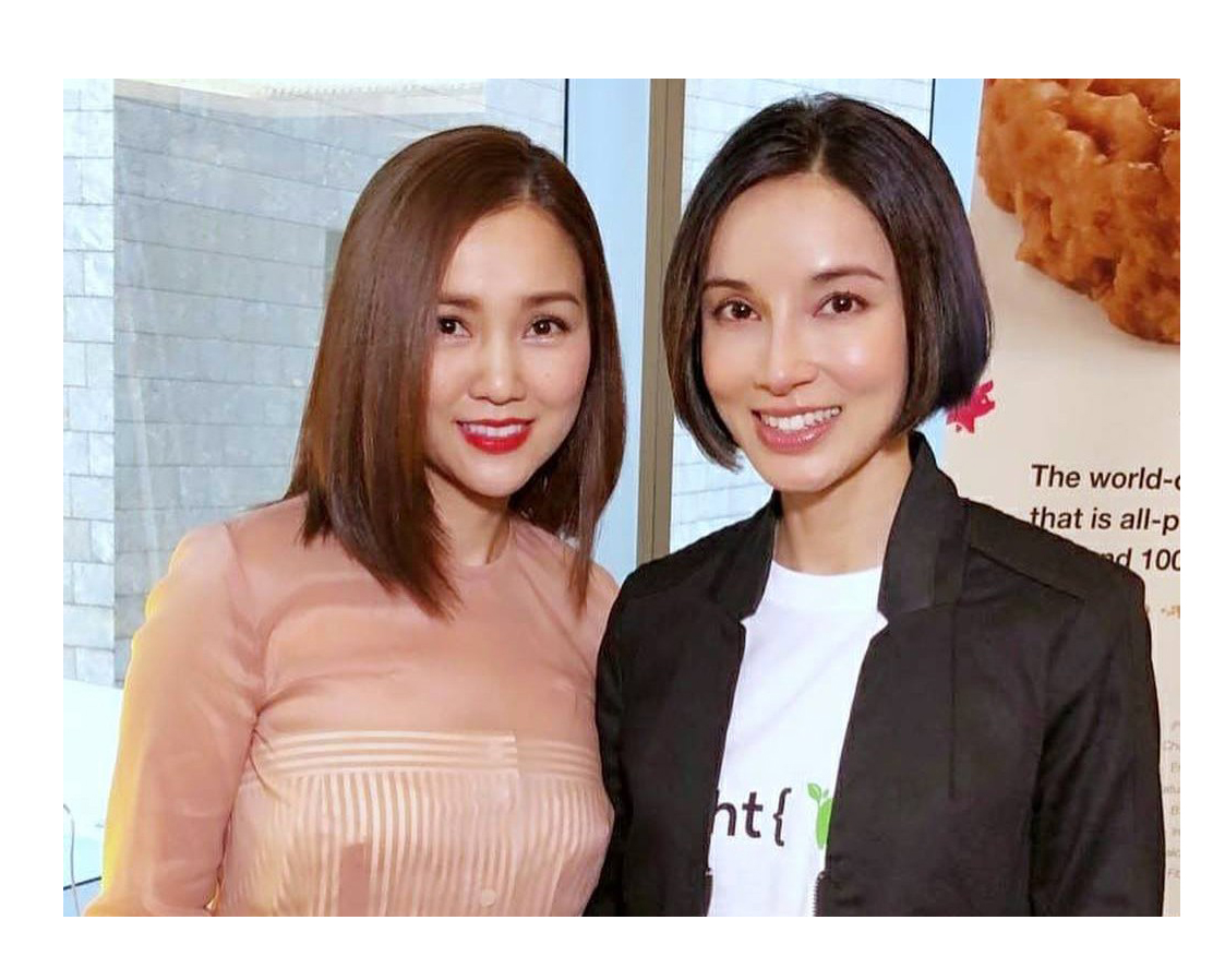 Our Favourite Hong Kong Plant-Based HK Celebs