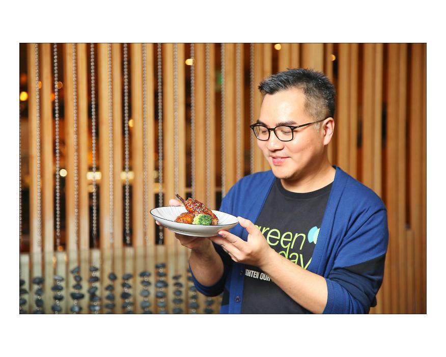 【千萬種故事】綠色「食」踐 「素」戰「素」決 Green Monday新素食主義登台