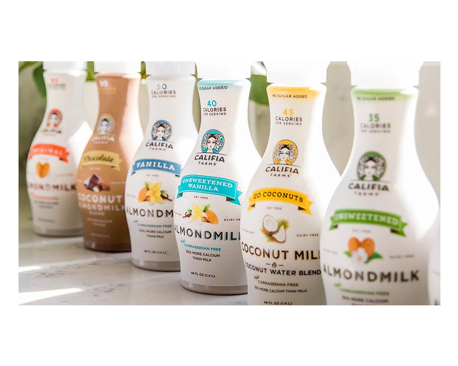 Plant-based milk substitute market gets frothy with $225 million for Califia Farms