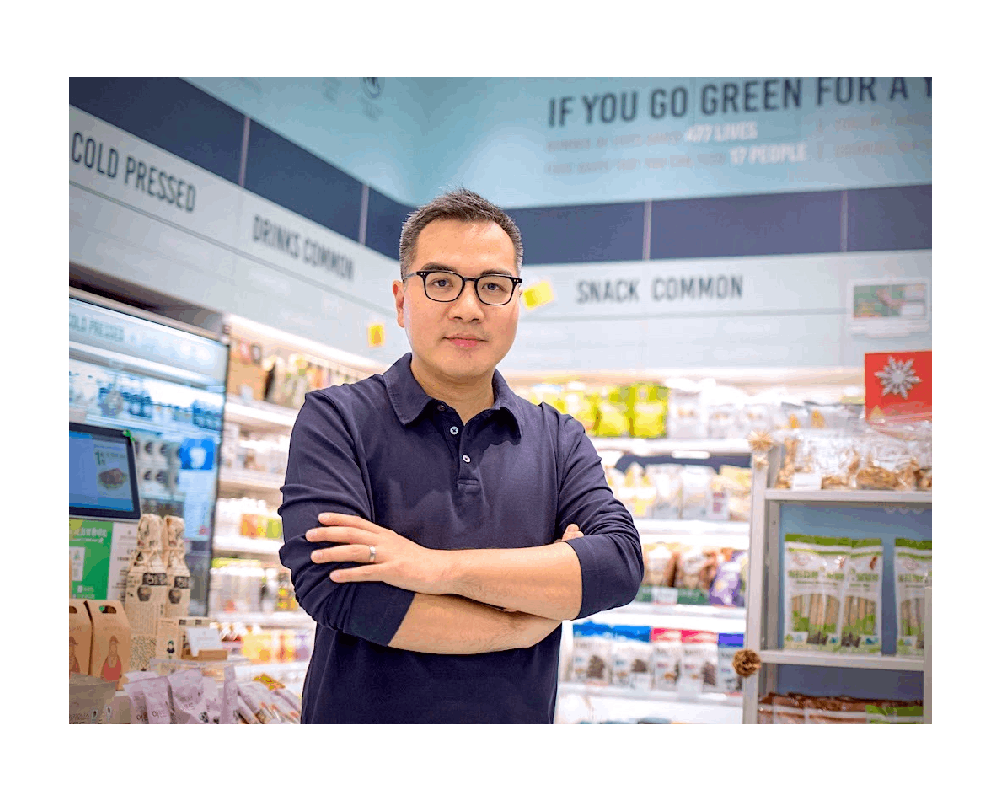 INTERVIEW: Asia's Plant-Based King David Yeung On Covid-19, 8 Years Of Green Monday & The Plant Revolution