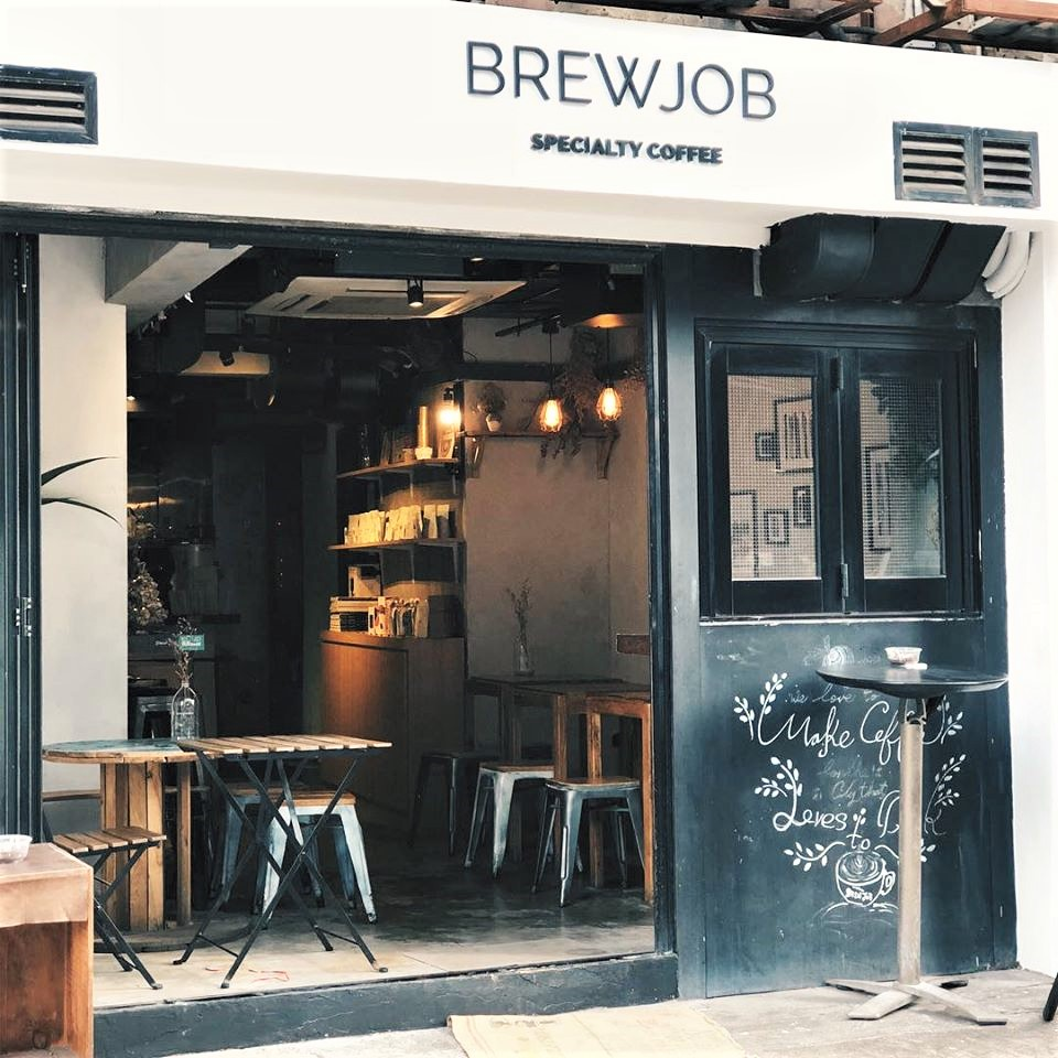 The Brew Job Coffee