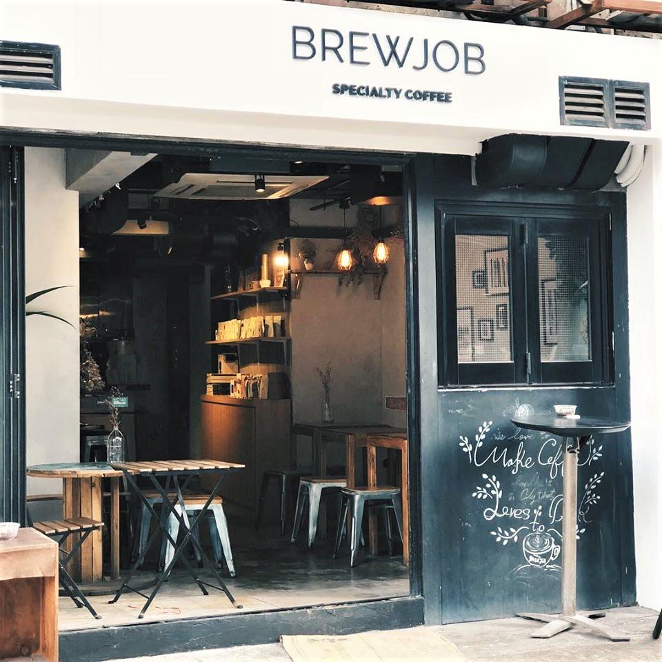 The Brew Job Coffee