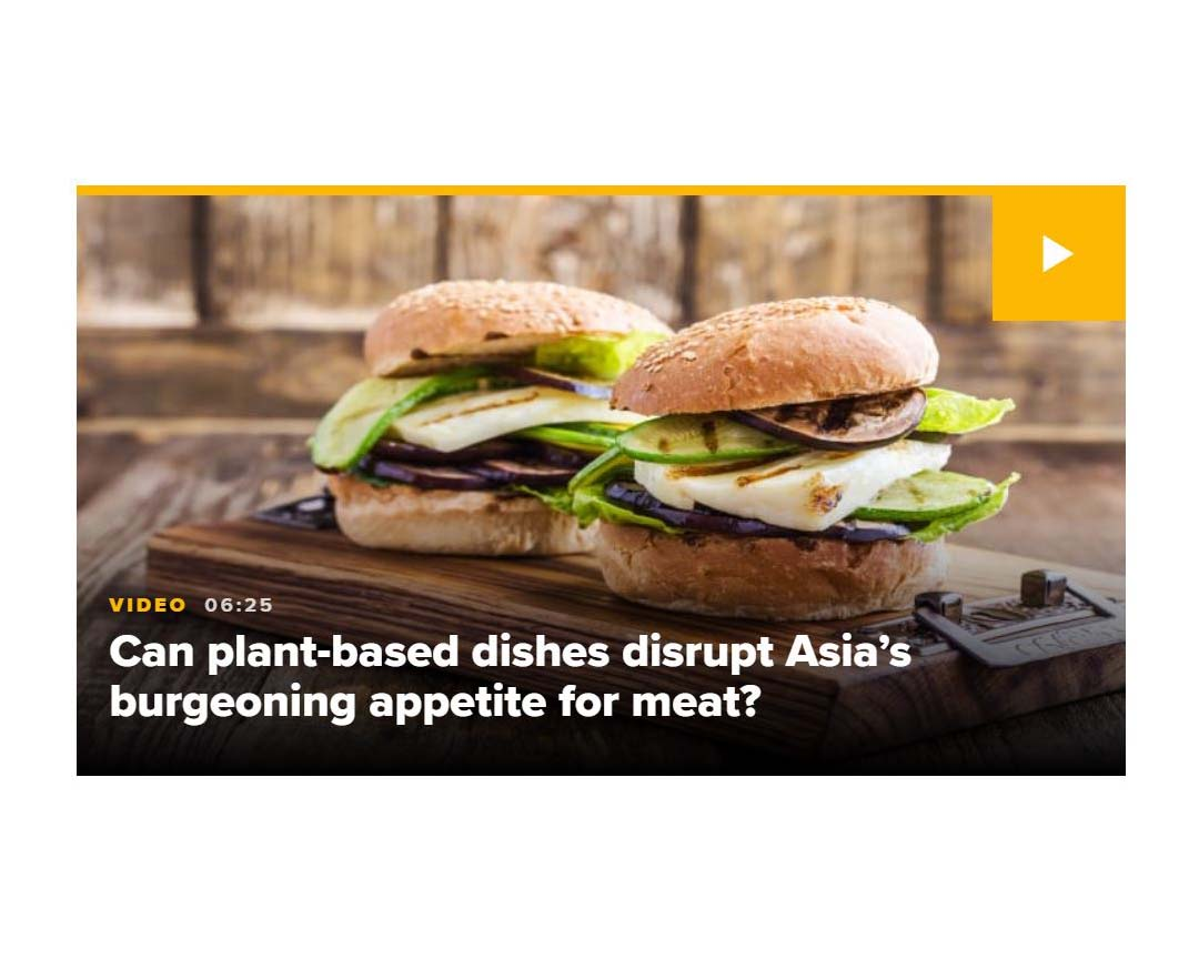 Changing consumer preferences and meat safety concerns fuel boom in demand for plant-based food in Asia