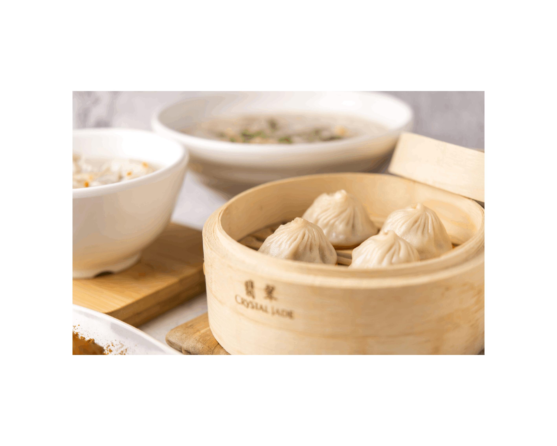 【#我要健康:純素輕食】翡翠拉麵小籠包 x Green Monday 全新純素菜單素食者必試!