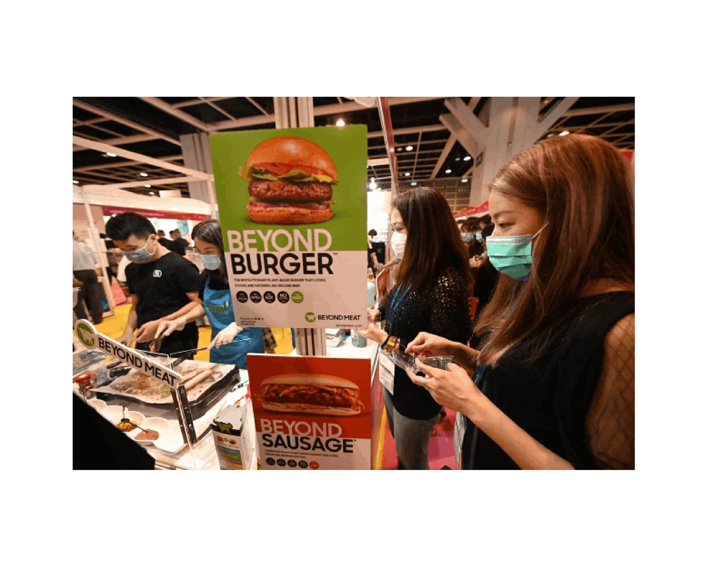 'China learns fast': Vegan fake-meat movement takes republic by storm